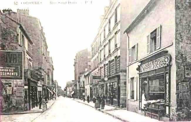 Cafe Tabac Rue St Denis Colombes